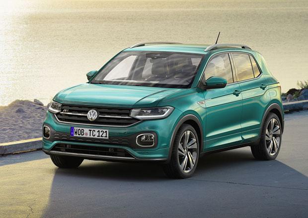 VW T-Cross vstupuje na český trh. Kolik stojí nejmenší SUV značky?