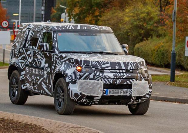 Land Rover Defender 2020: Máme podrobnosti o nástupci legendy!