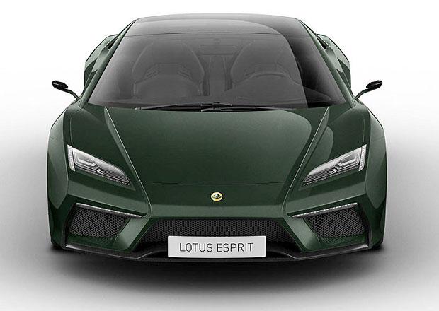 Britskou značku Lotus má restartovat extrémní elektrický hypersport