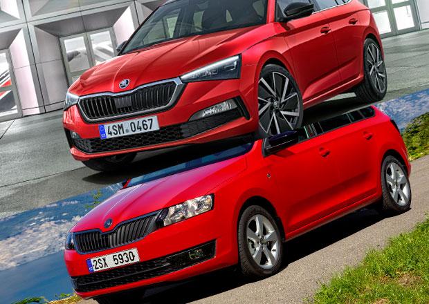 Škoda Scala vs. Rapid: Jak se liší dvojice škodováckých kompaktů?