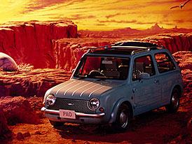 Nissan Be-1, S-Cargo, Pao a Figaro: Když vycházející slunce frčelo na retru