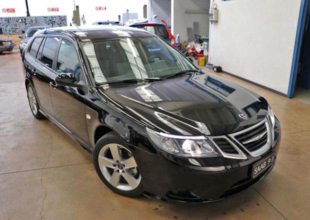 Ještě si můžete koupit nový Saab. Toto je poslední kus svého druhu