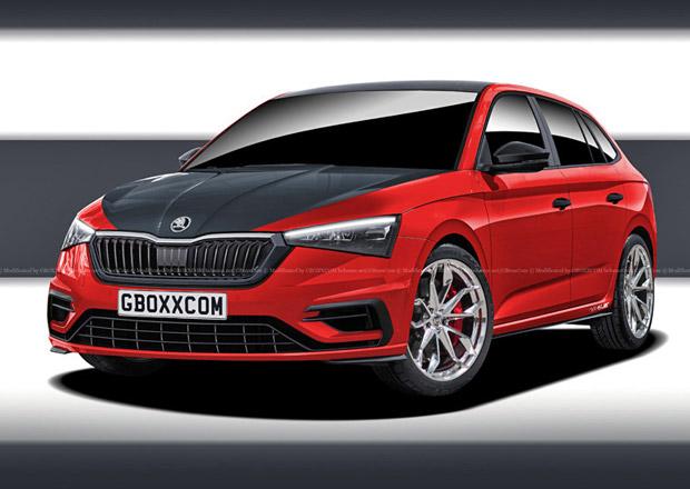 Škoda Scala RS by mohla být sympatický hot-hatch. Proč se jej nedočkáme?