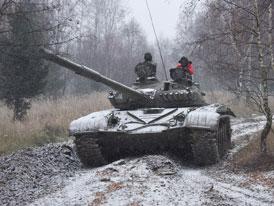 Řídili jsme tank T-72 M1 a odhalili největší lež