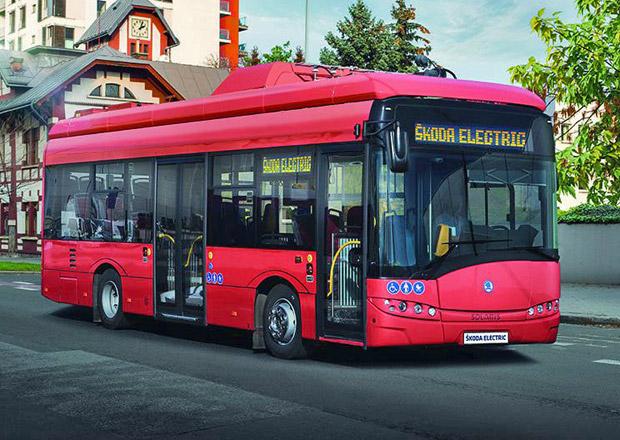 Škoda Electric nabízí nový elektrobus 29BB