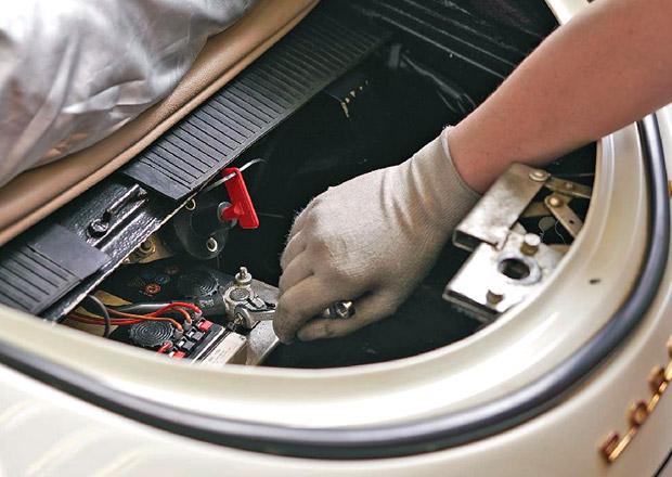 Porsche Classic vyrazilo do boje proti zlodějům. Nabízí speciální zabezpečení