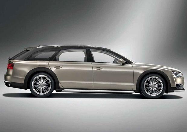 Italové chystají neskutečnou šílenost. Audi A8 jako Allroad! S dvanáctiválcem...