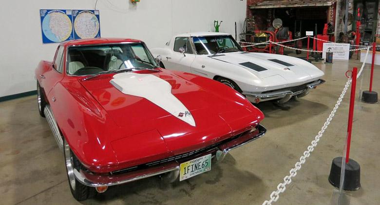 Americké muzeum se zbavuje své rozsáhlé sbírky. Na prodej bude přes 170 zajímavých aut!