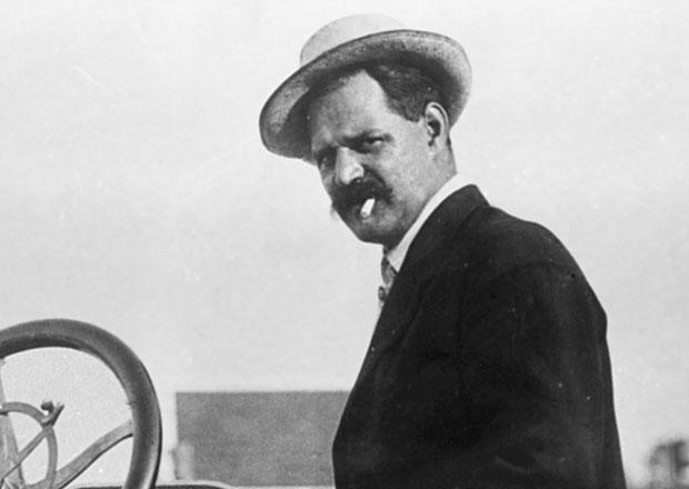 Louis Chevrolet stál u zrodu automobilky nesoucí dodnes jeho jméno