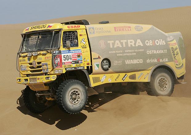 Rallye Dakar 2019: Pohled do historie