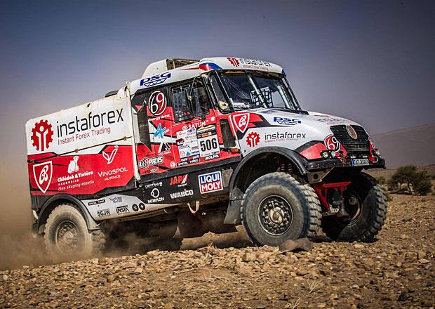 Před Dakarem 2019: Loprais se těší na písek a duny