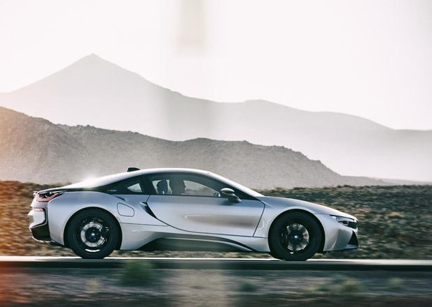 BMW zvažuje vlajkový supersport. Bude to hybridní konkurent McLarenu