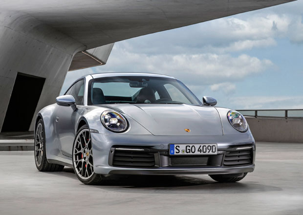 Nové Porsche 911 odhalilo české ceny. Připravte si na něj alespoň 3,2 milionu