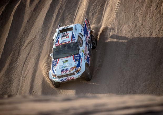 Rallye Dakar 2019: Ouředníčka rok 2018 důkladně prověřil