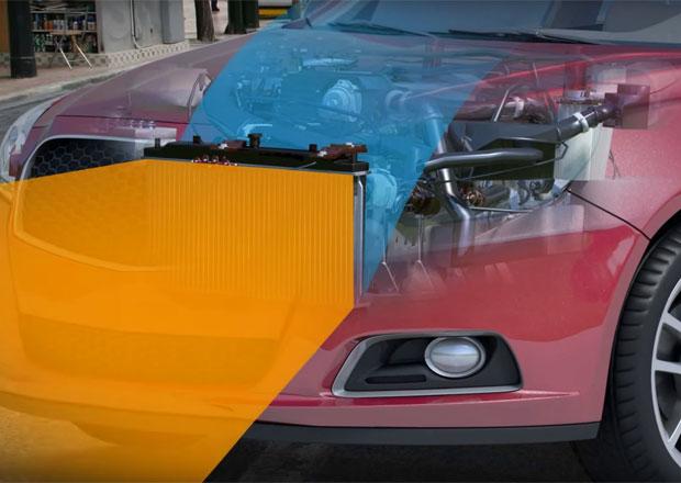 Auto, které při jízdě samo čistilo vzduch. Pokus Volva s chytrým chladičem nevyšel