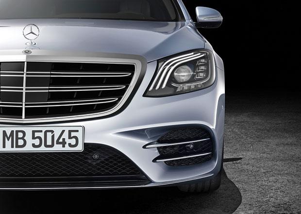 Mercedes-Benz už pracuje na nové třídě S. Doplní ji elektrická limuzína
