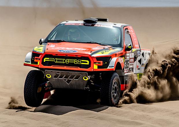Rallye Dakar 2019 na startu: Opona padá, velké dobrodružství začíná