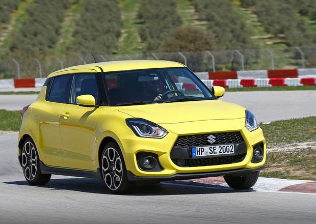 Suzuki Swift Sport má konečně českou cenu! Kolik dáte za malého rošťáka?