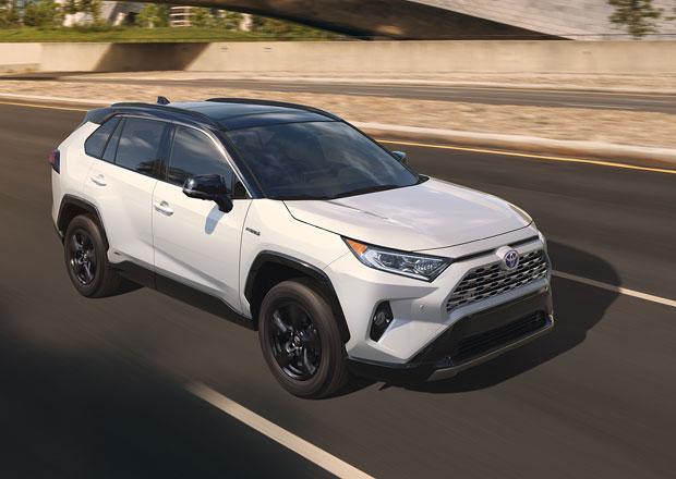 Nová Toyota RAV4 vstupuje na český trh. Na naftu si nechte zajít chuť