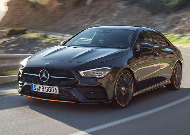 Mercedes-Benz CLA nové generace je delší, širší a chytřejší než sedan třídy A