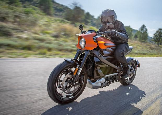 Harley-Davidson odhaluje techniku i cenu elektrického modelu LiveWire