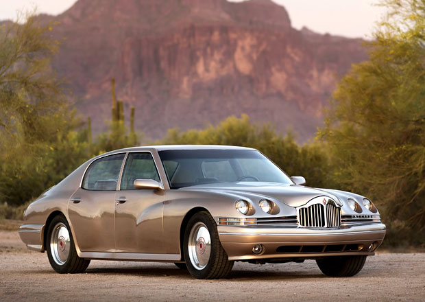 Bizarní vzkříšení Packardu před dvěma dekádami se nepovedlo, došly peníze
