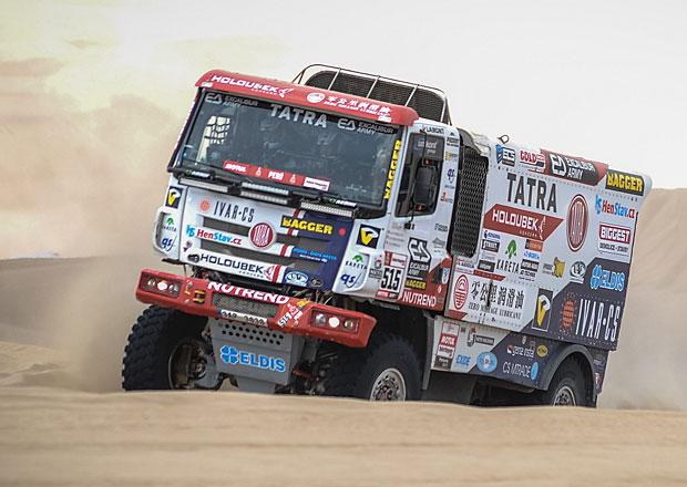 Dakar 2019 – 3. etapa: Prokop se přiblížil desítce