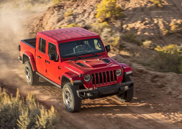 Jeep Gladiator Hercules se může stát konkurencí pro Ford Ranger Raptor a Chevrolet Colorado ZR2