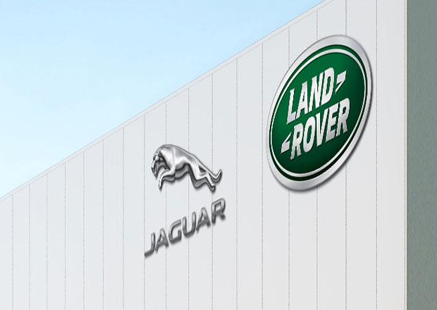 Britská automobilka JLR propustí 4500 zaměstnanců