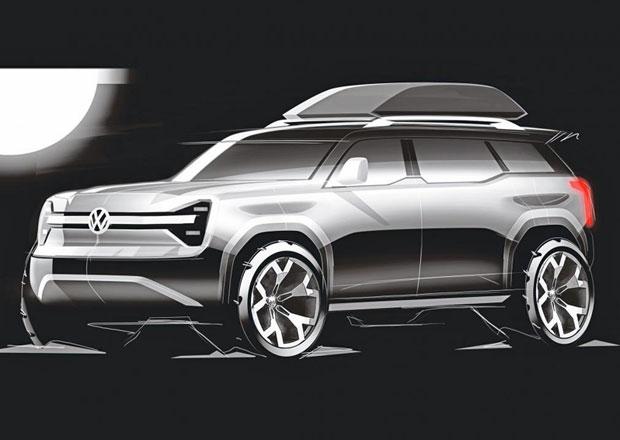Volkswagen opravdu chystá terénní auto konkurující Defenderu. Bude to elektromobil!