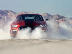 Ford Shelby GT500 může nabídnout i manuál. Musíte si ale o něj říct!