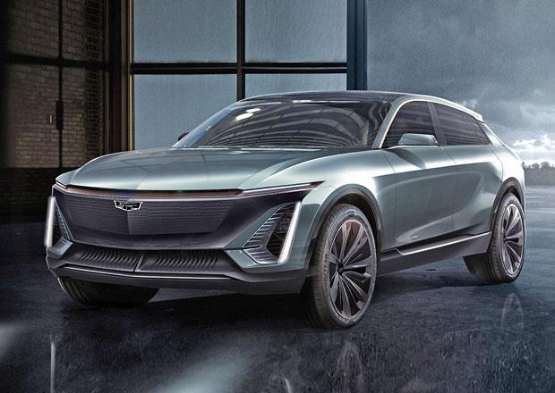 Elektrifikované plány GM: Věří hlavně elektromobilům, odstartují novou éru Cadillacu