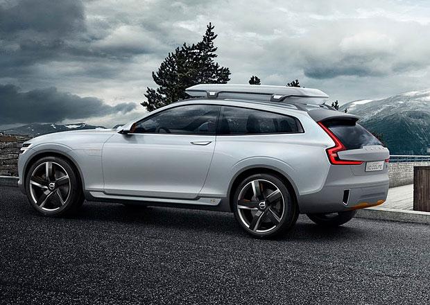 Volvo V40 kon��. M�sto kompaktn�ho hatchbacku doraz� SUV