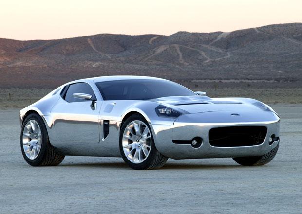 Nádherný Ford Shelby GR-1 přece jen míří do výroby! Po 15 letech od premiéry