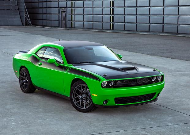 Dodge Challenger se v nové generaci nevyhne elektrifikaci