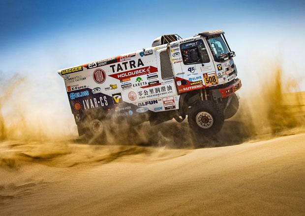 Dakar 2019: Tatra Buggyra – Bylo to o schopnosti přežít