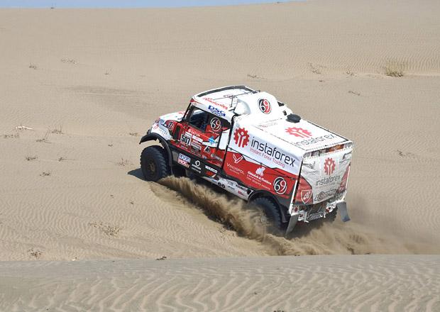 Rallye Dakar 2019: Aleš Loprais chce zpátky do Afriky