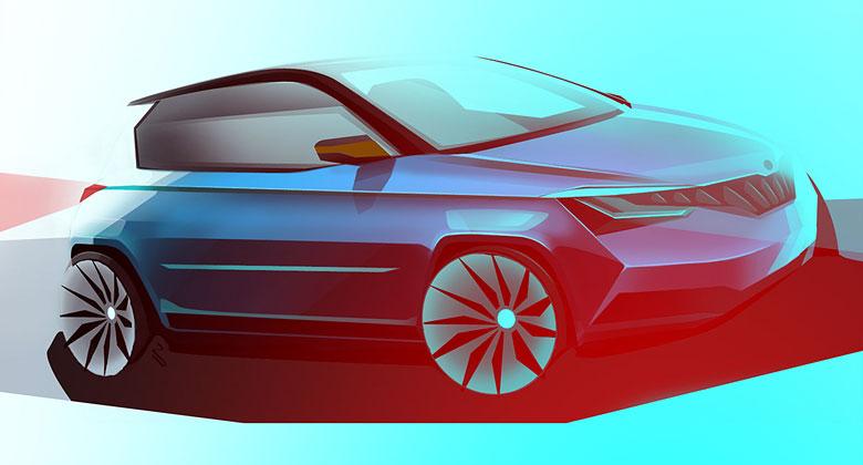 Nová Škoda Fabia vyroste a dostane tvary od nového šéfdesignéra. Jak to ale bude s kombi?