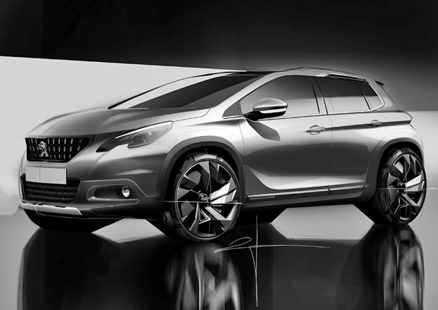 Nový Peugeot 2008 se rýsuje. Co o něm už všechno víme?