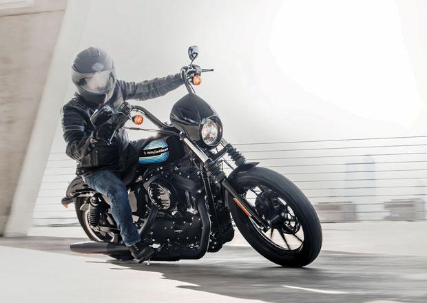 Čtvrtletní zisk výrobce motocyklů Harley-Davidson nesplnil odhady
