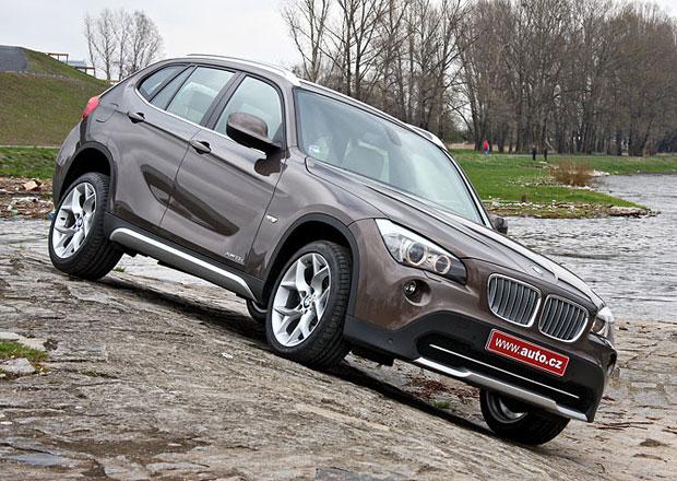 Ojeté BMW X1 1. generace (E84): Zvýšená jednička? Nebo spíš trojka?