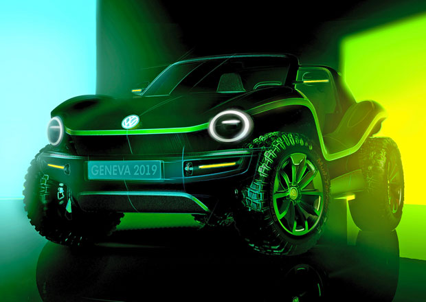 Návrat plážové buginy VW potvrzen. Opravdu ji uvidíme v Ženevě