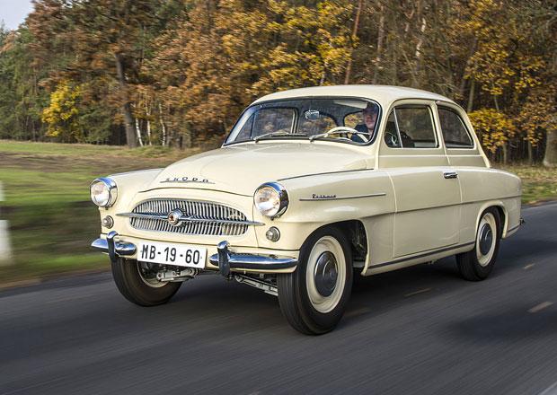 Původní Škoda Octavia slaví kulatiny. Je jí šedesát!