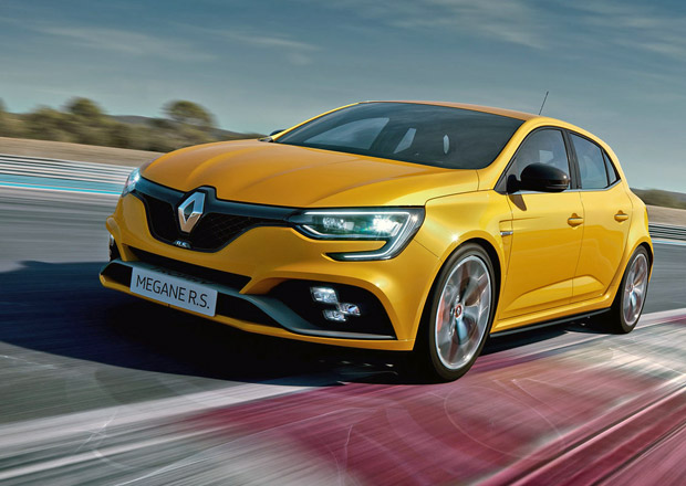 Renault Mégane R.S. Trophy vstupuje na český trh. Připlatíte si za něj tučných sto tisíc