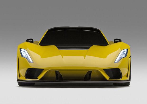 Hennessey Venom F5 konečně dorazí v sériovém provedení příští rok