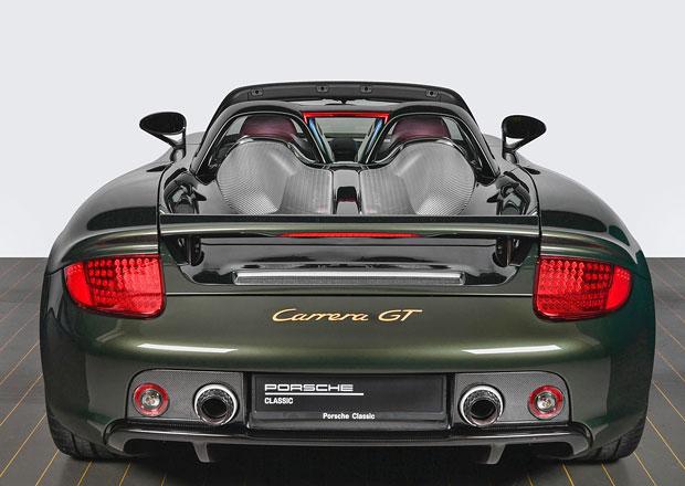 Porsche postavilo ještě jednu Carreru GT. V podstatě.