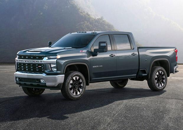 Automobilka GM je díky pick-upům a SUV zpět v zisku