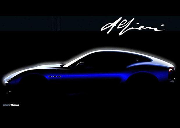 Maserati to se sporťákem Alfieri myslí vážně. Jeho výroba odstartuje příští rok