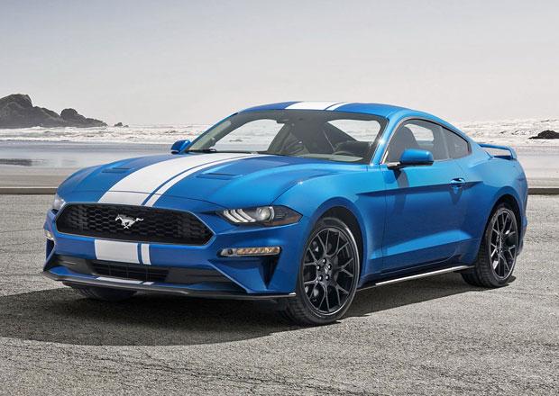Ford Mustang s motorem Ecoboost nabídne více výkonu! Příští rok...