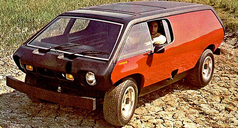 Brubaker Box byl asi nejbizarnějším vozem na bázi Volkswagenu Brouk!